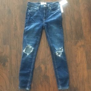 NWT Free People denim